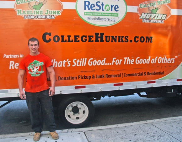Throwback Thursday: CollegeHunks.com