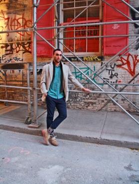 Socks & Graffiti