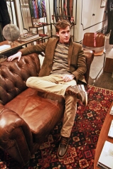 LOOK 1: Sweater: http://www.bonobos.com/grey-fair-isle-lambswool-sweater-for-men Rhodes Collar Oxford Shirt: http://www.bonobos.com/b/shirts-for-men French Corders: http://www.bonobos.com/khaki-corduroy-pants-for-men Shoes: http://www.bonobos.com/sherman-1955-oak