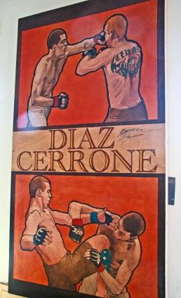 Diaz vs. Cerrone