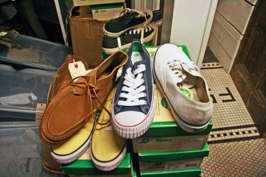The kicks selection