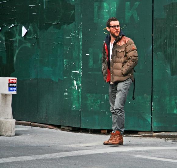 Urban Lumberjack