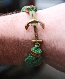 Garrett's Nautical Bracelet